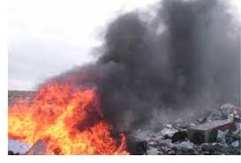 ITEP - Waste Management - Hazardous Substances - Burning